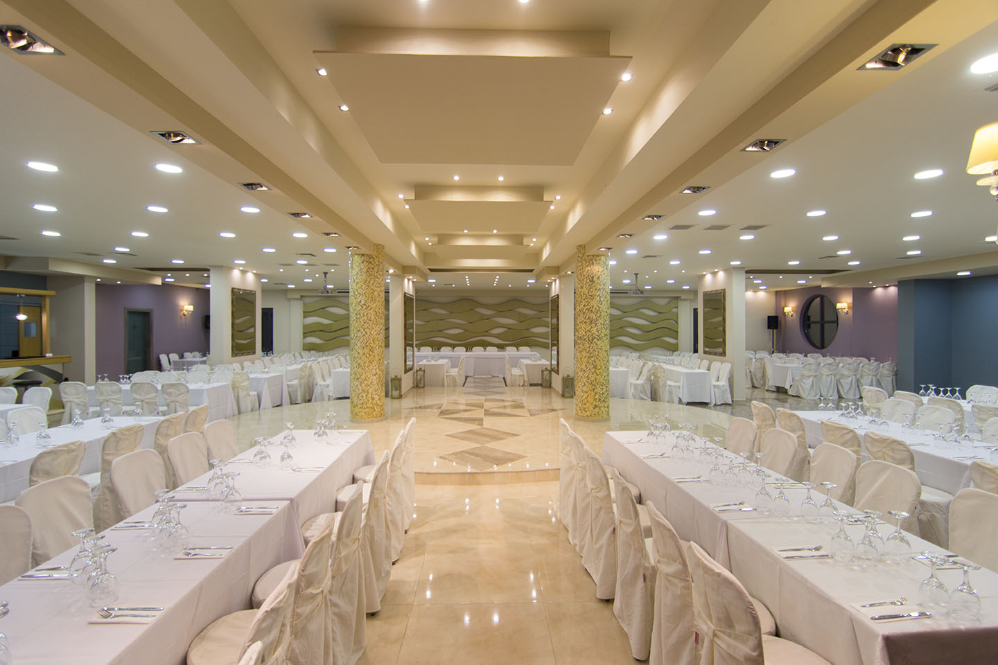 Roptro Event Hall - Restaurant